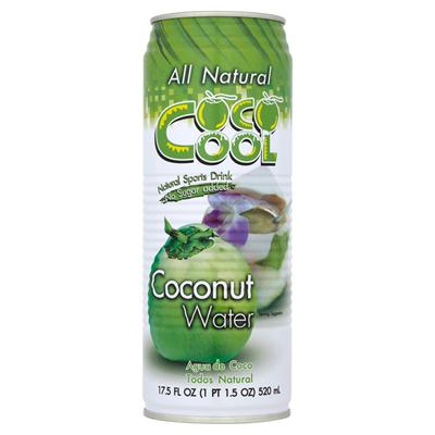 Coco Cool Wasser aus der Kokosnuss 520 ml