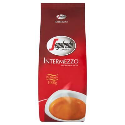 Segafredo Zanetti Intermezzo geröstete Kaffeebohnen 1000 g