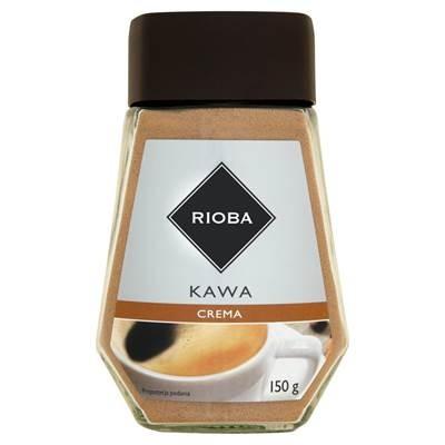 Rioba Löslicher Kaffee Crema 150 g