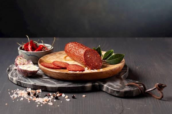 Leśniczówka Salami vom Wildschwein 250g