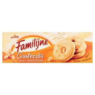 Familijne Kekse mit Vanillegeschmack 160 g