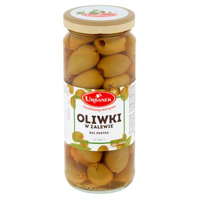 Urbanek Oliven in Marinade 340 g