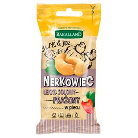 Bakalland Cashewnüsse geröstet, gesalzen 30 g