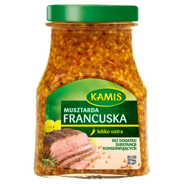 Kamis Französischer Senf 185 g