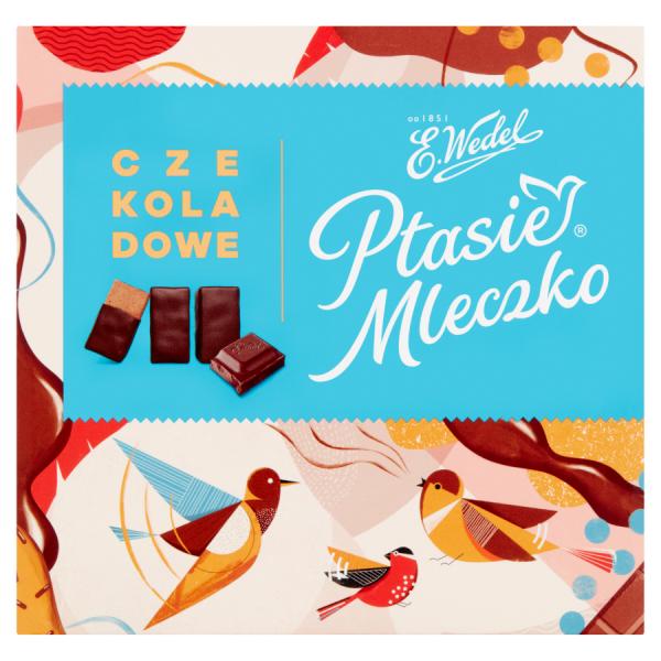 E. Wedel Ptasie Mleczko Schokolade 380 g