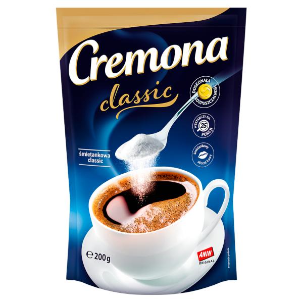 Cremona Die Sahnige Classic Kaffeeweißer in Pulverform 200 g