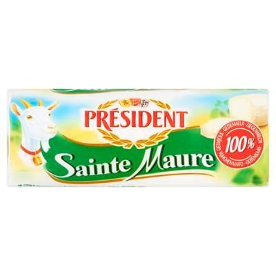 Président Sainte Maure Blauschimmelkäse aus Ziegenmilch 200 g