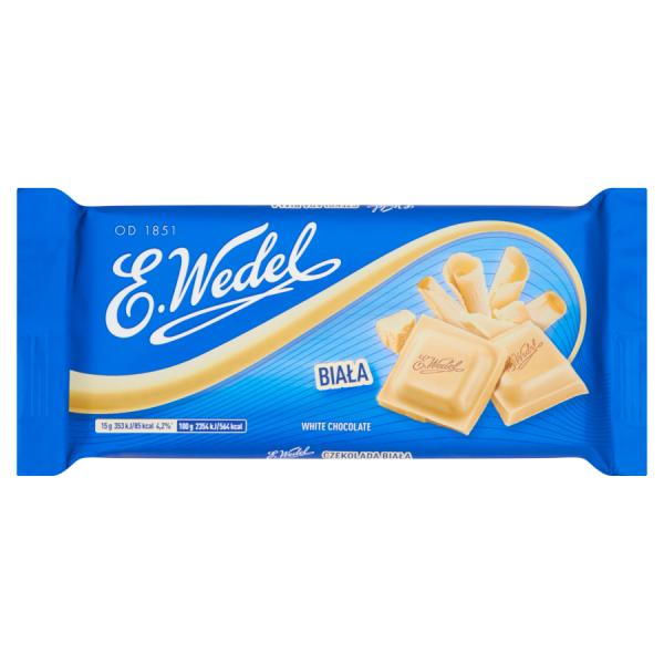 E. Wedel Weiße Schokolade 90 g