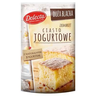 Delecta Joghurtkuchen in Pulverform 640 g