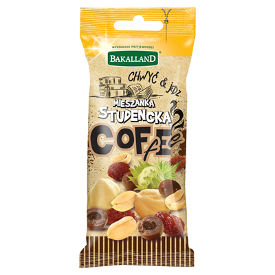 Bakalland Coffee Student Mix 45 g
