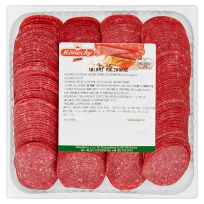 Kónecke Kulinarische Salami ca. 1 kg