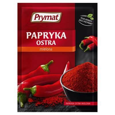 Prymat Gemahlene scharfe Paprika 20 g