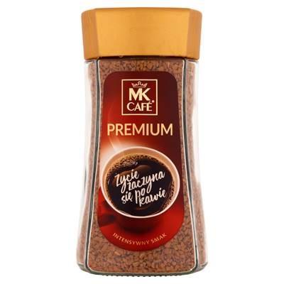 MK Cafó Premium Löslicher Kaffee 175 g