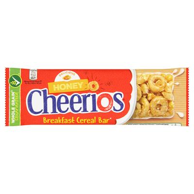 Nestlé Cheerios Honig Frühstückscerealien Riegel 22 g