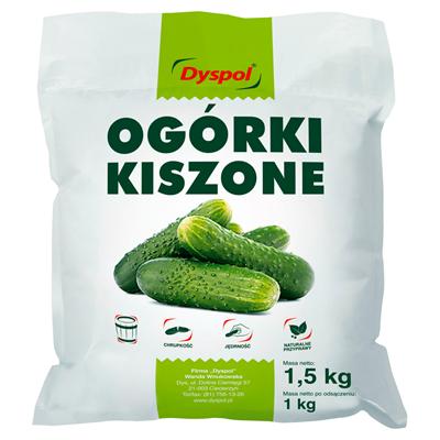 Eingelegte Gurken 1 kg (dys)