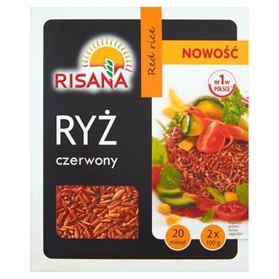 Roter Reis Risana 200G (2 Beutel)