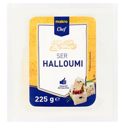 Makro Chef Käse Halloumi 225 g