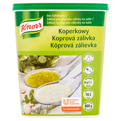 Knorr Dillsalatdressing 800 g