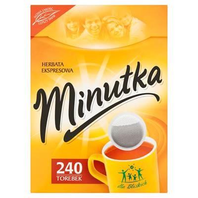 Schwarzer Tee Minutka 336G