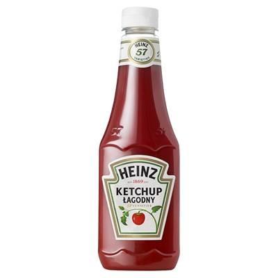Heinz Milder Ketchup 570 g