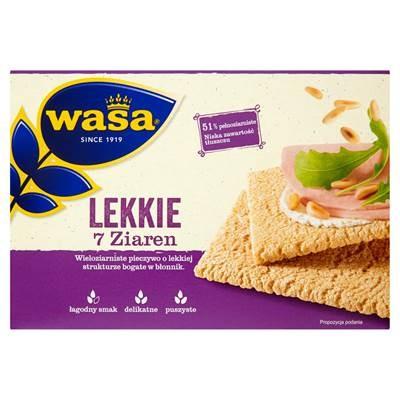 Wasa Light 7 Körner Brot 140 g