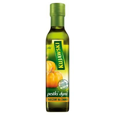 Kujawski Kürbiskerne Kaltgepresstes Öl 250 ml