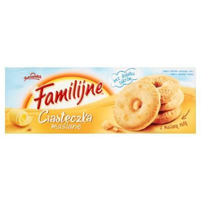 Familijne Butterkekse 125 g