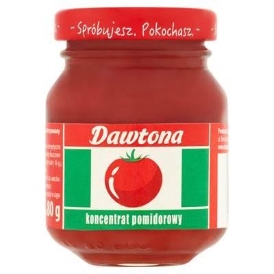 Dawtona Tomatenkonzentrat 80 g 20 Stück