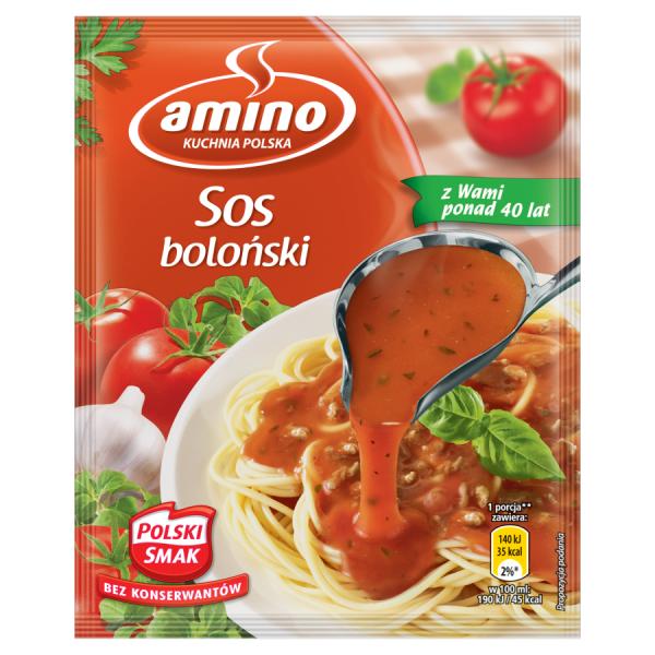 Amino Sauce Bolognese 43 g