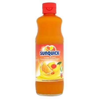 Sunquick Orangen- und Pfirsichkonzentrat 580 ml