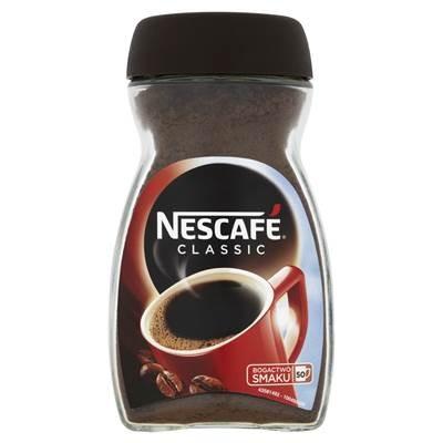 Nescafé Classic Kawa rozpuszczalna 100 g 12 Stück