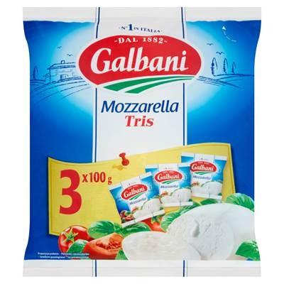 Galbani Mozzarella 100 g 3 Stück