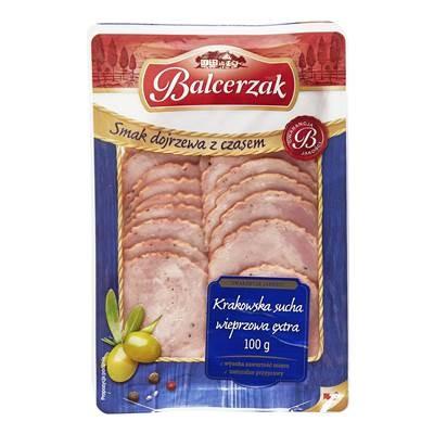 Krakauer Balcerzak 100G