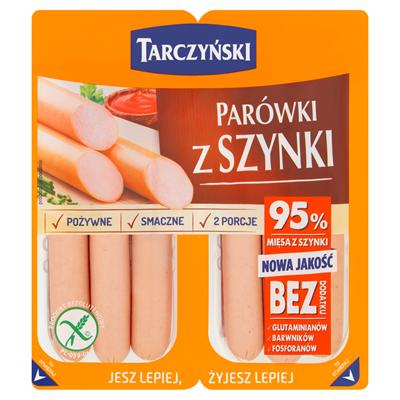 Schinken Würstchen Tarczynski 220G