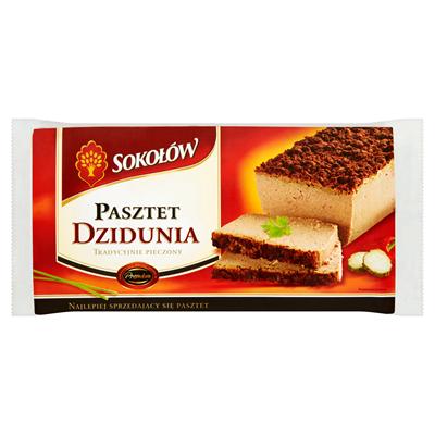 """Sokołów Leberwurst """"dzidunia"""" ca. 1,5 kg"""