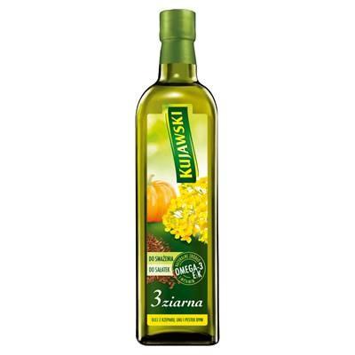 Kujawski Öl 3 Körner 750 ml