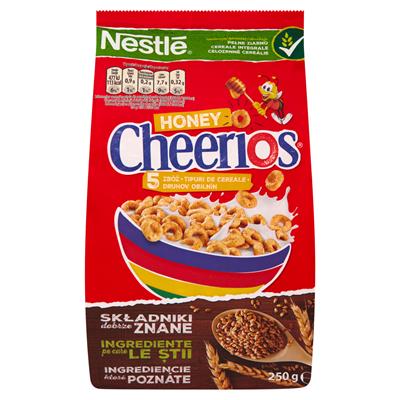 Nestlé Cheerios Honig Frühstückscerealien 250 g