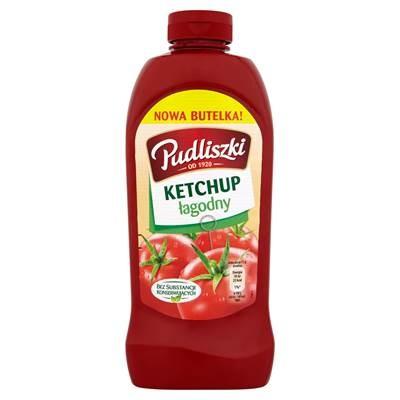 Ketchup mild Pudliszki 990 g