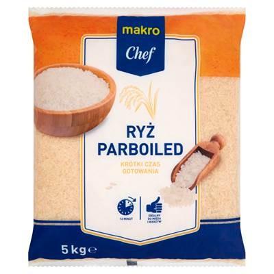 Reis paraboiled 5 kg