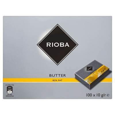 Rioba Butter 10 g 100 Stück