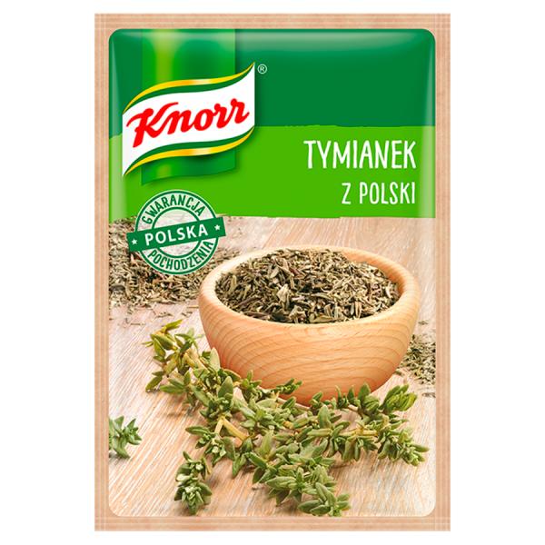 Knorr Tymianek z Polski 10 g
