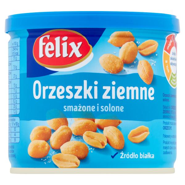 Felix Ernüssse gebraten und gesalzen 140 g
