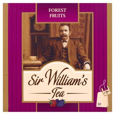 Sir William's Forest Fruits Tee 120 g (50 Beutel)