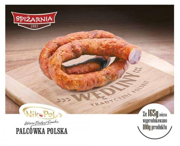 Spiżarnia Wurst Palcówka Polska 350G