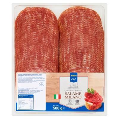 Salami Milano Scheiben 500 g