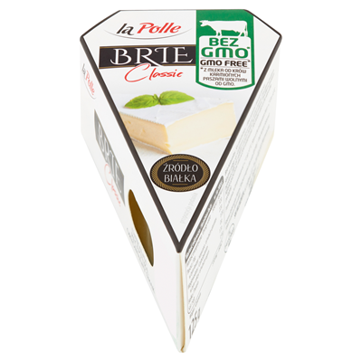 La Polle Brie Classic Blauschimmelkäse 125 g