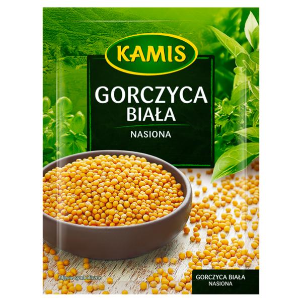 Kamis Senfkörner weiß 30 g