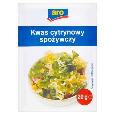 Zitronensäure 20 g 5 Stück