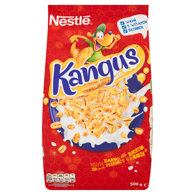 Nestlé Kangus Frühstückscerealien 500 g