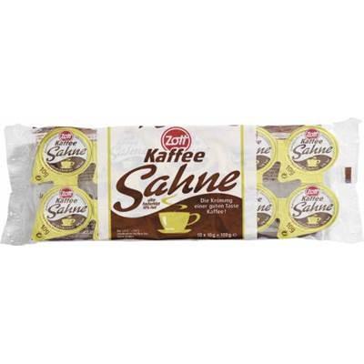 Zott UHT Kaffeesahne 10 x 10 g 20 Stück